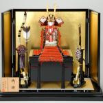 名匠「加藤一冑の鎧飾り」 自慢したくなる、高級五月人形