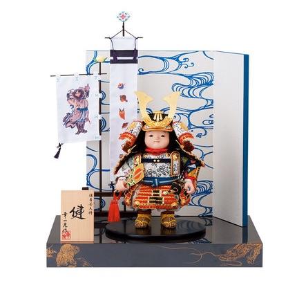 幸一光 作の大将飾りが欲しい!百貨店でも毎年人気の五月人形