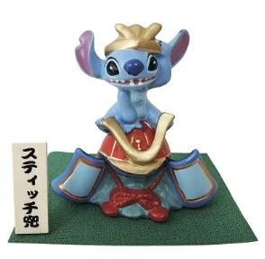 ディズニーの五月人形。かわいいミッキーの兜飾り・鯉のぼり