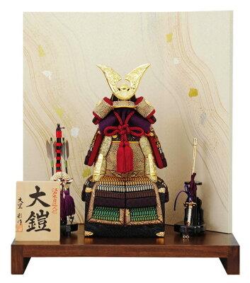 コンパクトな鎧飾り・おすすめの五月人形