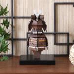 木の五月人形