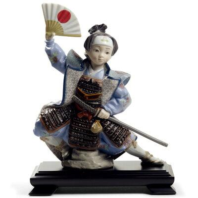 リヤドロの五月人形が人気です!リヤドロの陶器のおしゃれな五月人形
