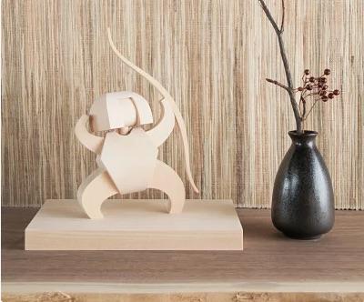 木製の五月人形がおすすめ!木のあたたかみある、兜や鯉のぼり